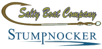 Salty Boats Logo